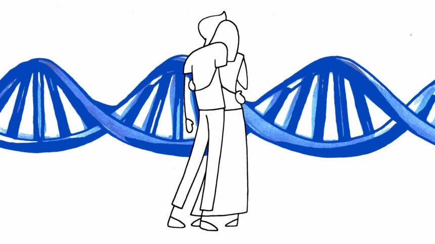 Test genético de  compatibilidad