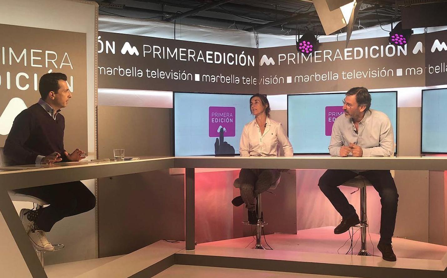 Entrevista fertilidad RTVMarbella