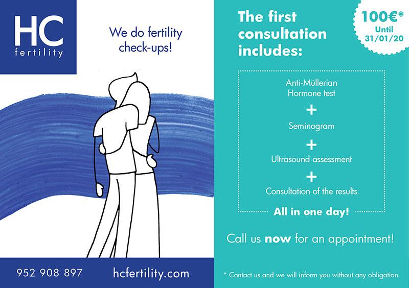 Fertility promotion in #Marbella 2020