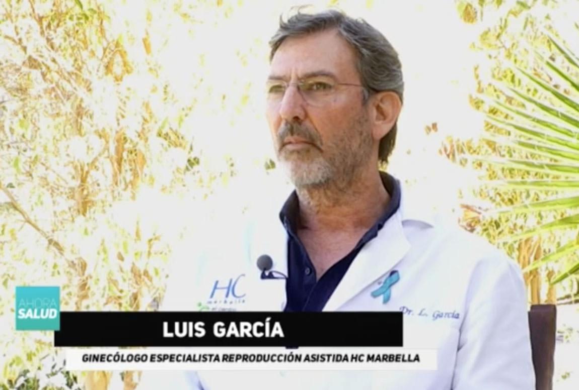 Entrevista sobre la infertilidad, por el Dr. Luis Garcia