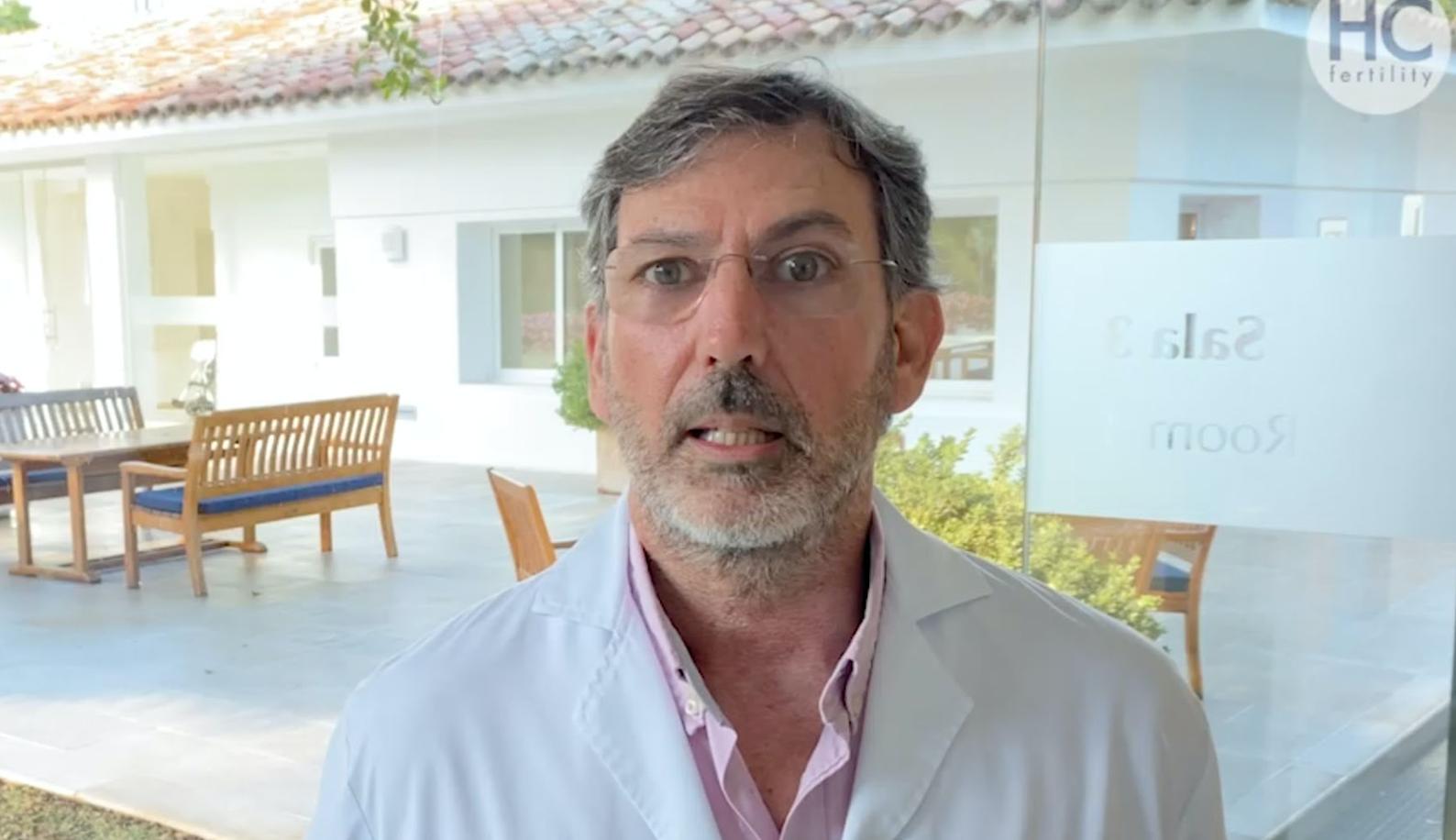 Dr. Luis García- reproducción asistida en Marbella