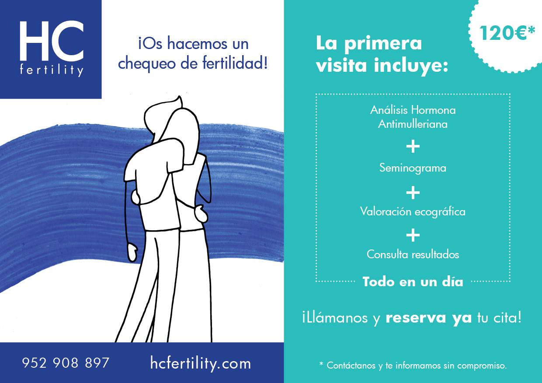 Un diagnostico de fertilidad para la pareja