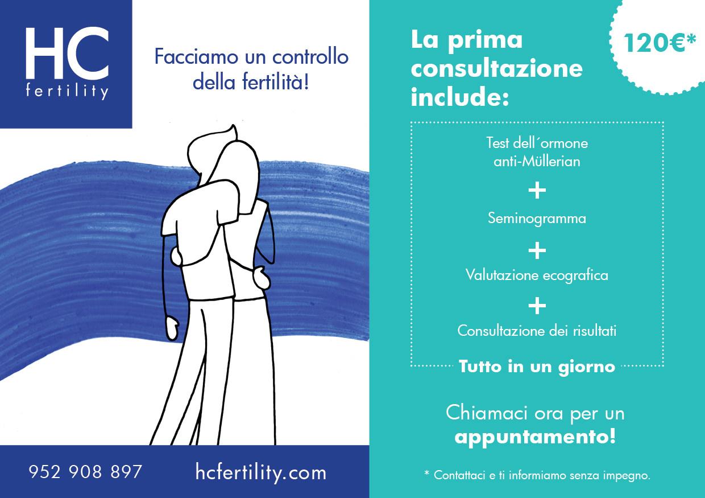 Il tuo controllo di fertilità più economico!
