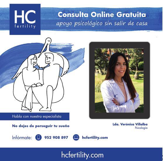 Apoyo emocional HC FERTILITY MARBELLA