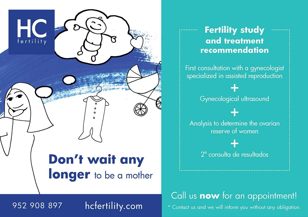 Woman fertility study