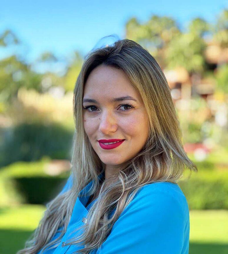 Portrait Gisele Macario